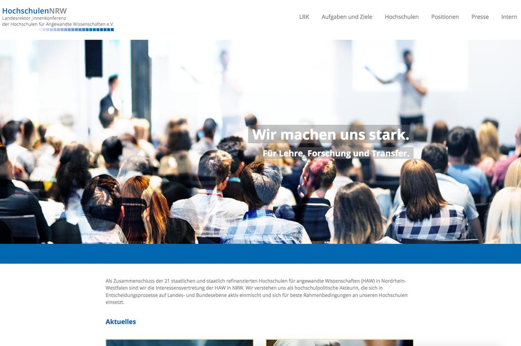 Web-Relaunch LRK